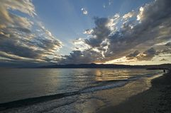 sea wave Στοκ φωτογραφία με δικαίωμα ελεύθερης χρήσης