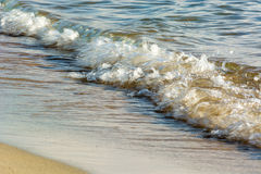 Sea wave Royalty Free Stock Image