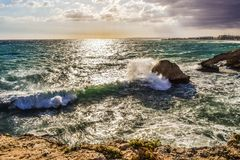 Sea, Wave, Body Of Water, Water stock images