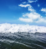 Sea wave Royalty Free Stock Photo