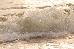 Sea wave Royalty Free Stock Photos