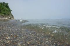The sea wave Stock Photo