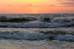 Sea, Wave, Ocean, Body Of Water stock image
