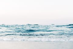 Sea, Wave, Ocean, Horizon Stock Images
