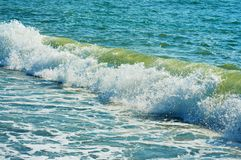 Sea wave Royalty Free Stock Image