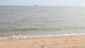 Sea Wave On Sun Shine Day stock video