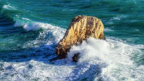 Sea, Wave, Water, Body Of Water stock photography