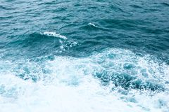 Sea waves Royalty Free Stock Images