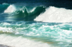 Sea waves Royalty Free Stock Photos