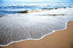 Sea waves Stock Photography