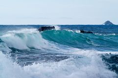 Free Sea Waves Royalty Free Stock Images - 2507299