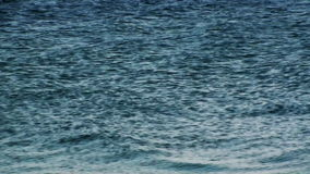 Sea Waves Background Video stock footage