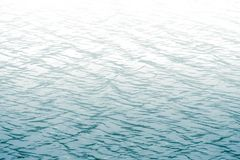 Sea with waves and clear sky calm ocean water surface with small. Ripples royalty free stock images