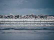 Sea Waves during Daytime Stock Images