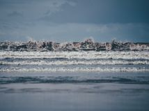 Sea Waves during Daytime Royalty Free Stock Photo
