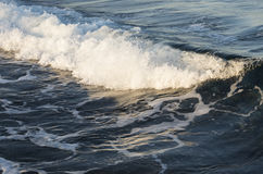 Sea waves in Egipt Royalty Free Stock Image