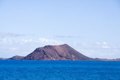Sea Waves In Fuerteventura,Spain Royalty Free Stock Images