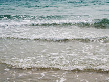 Sea with waves Royalty Free Stock Image