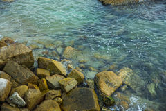 Free Sea, Waves, Sand And Stones Royalty Free Stock Photography - 83989057