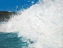 Sea waves Royalty Free Stock Photography