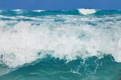 Sea waves Stock Photos