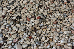 Sea Wet Stones Stock Photo