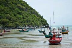 The sea where Huahin Royalty Free Stock Image