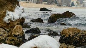 The sea stock footage