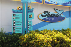Sea world shamu royalty free stock photo