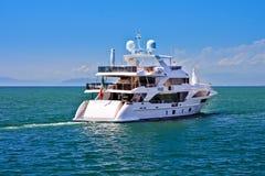 Sea yacht Royalty Free Stock Photo