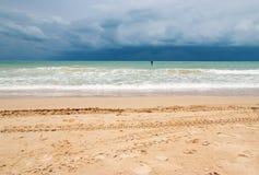 Seaa and beach Stock Photography