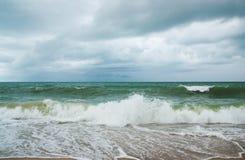 Seaa and beach Royalty Free Stock Photos