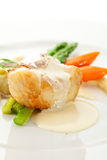 Seabass Fillet Royalty Free Stock Images