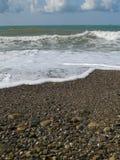seabeach κύματα στοκ εικόνες