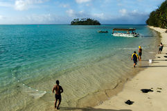 Seabed mining could earn Cook Islands billions Stock Photography