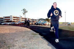 seabee военно-морского флота 5k Стоковая Фотография