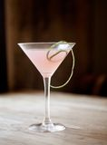 SeaBreeze Cocktail stock image