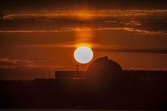 Seabrook Station Nuclear Power Plant Royalty Free Stock Photography