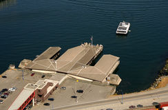 seabus vancouver Fotografering för Bildbyråer