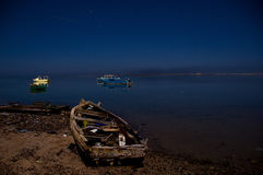seacoast βαρκών στοκ εικόνες