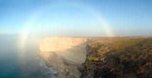 seacoast радуги Стоковое Изображение