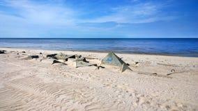Seacoast Στοκ φωτογραφίες με δικαίωμα ελεύθερης χρήσης