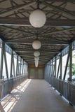 Seacoast bridge Stock Image