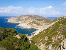 Seacoast of Calvi Royalty Free Stock Photography
