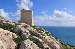 Seacoast of island Malta Royalty Free Stock Images