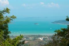 seacoast thailand Fotografering för Bildbyråer