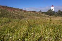 Seacow-Kopfleuchtturm, Prinz Edward Island Stockfotografie