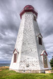 Seacow-Kopfleuchtturm, Prinz Edward Island Lizenzfreie Stockfotografie