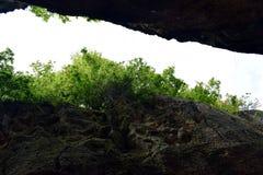 Seaeye峡谷 库存图片