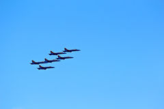 Seafair Blue Angels Royalty Free Stock Photos
